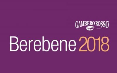 Guide Berebene 2018 of the Gambero Rosso