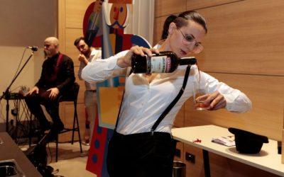Elisa Favaron is the 2017 National Record Futurist Mixer
