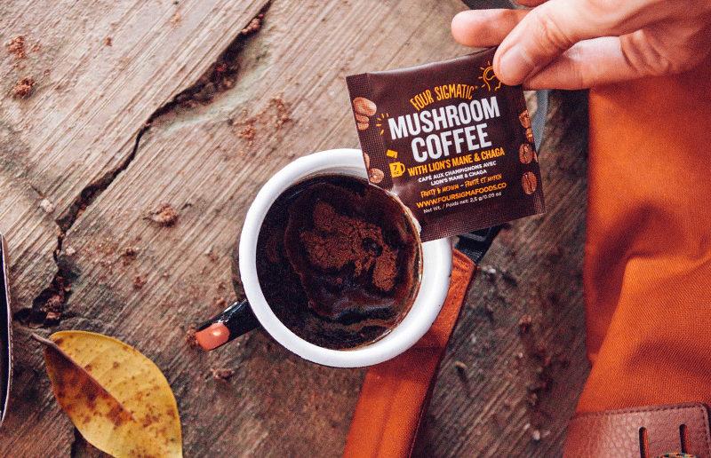 Il Caffè del futuro: il Mushroom Coffee