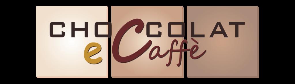 chocolat e caffè logo